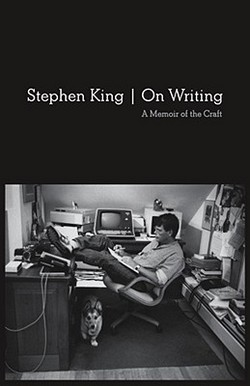 stephen king book on writing