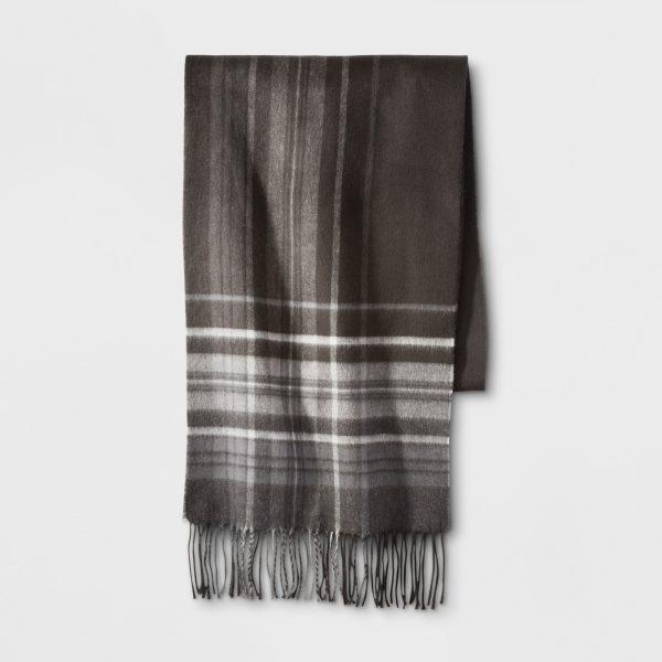 mens winter scarf