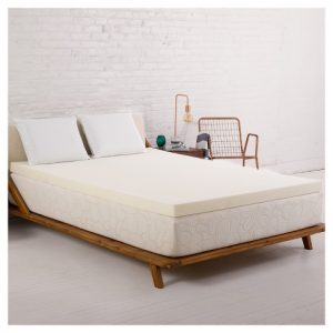 comfortable mattress topper