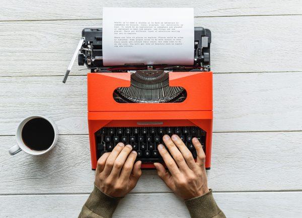 morning writing routine