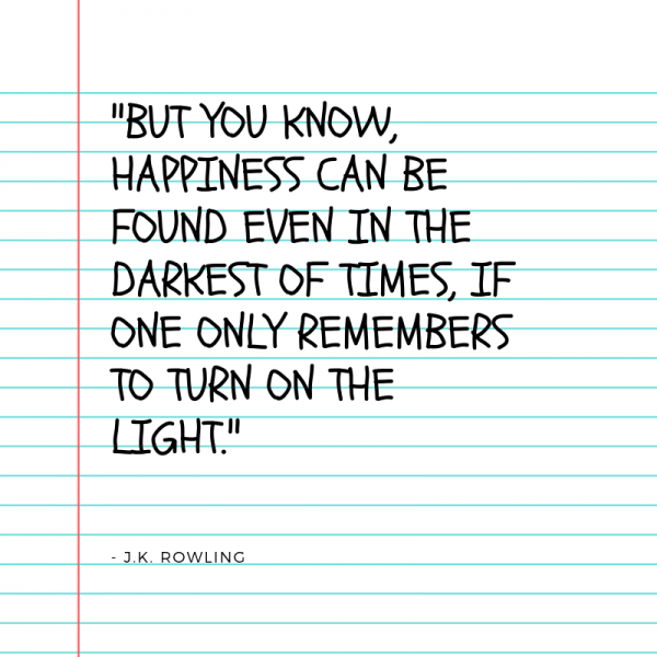 meaningful author quote