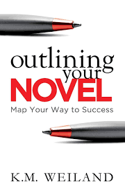 outlining your novel map your way to success