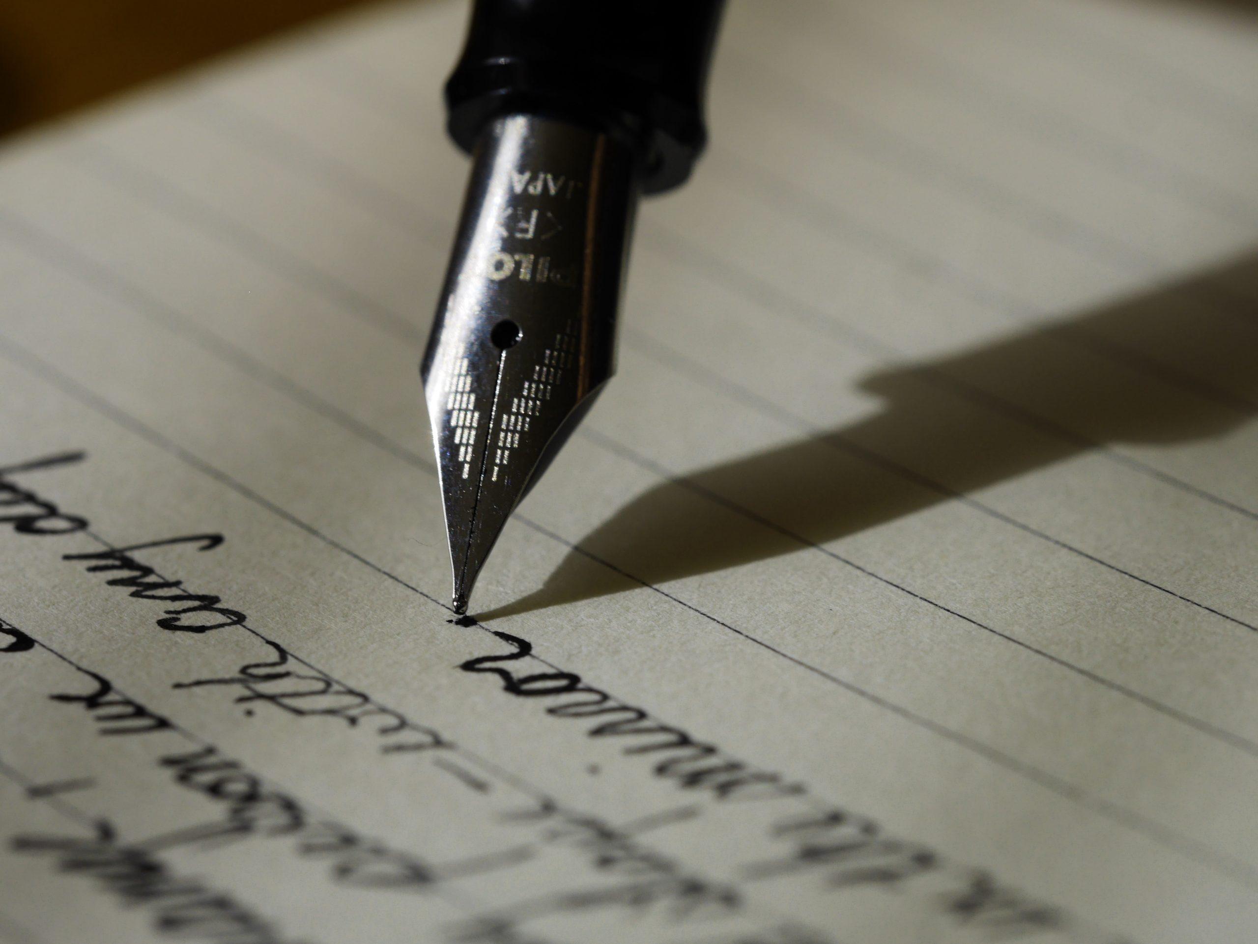 we need writers